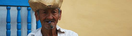 Single reizen naar Cuba